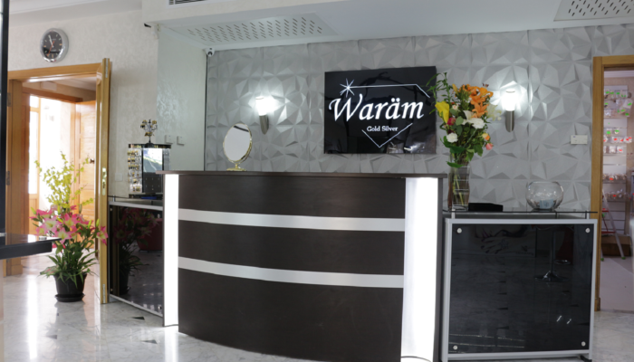 waram gold silver showroom 2