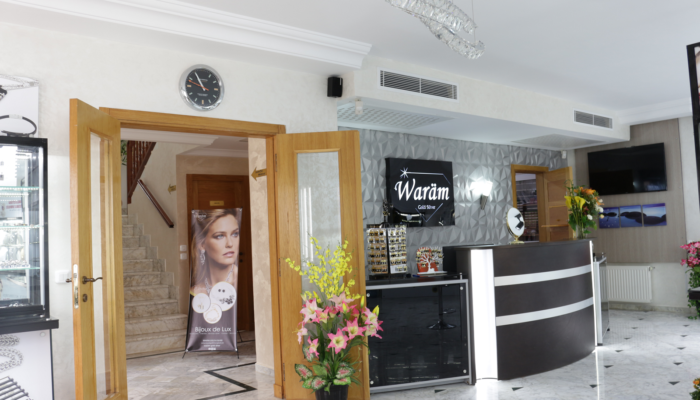 waram gold silver showroom 3